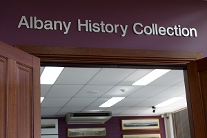 Albany History Collection