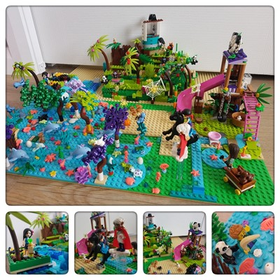 LEGO Club - Hero Time Animal Sanctuary