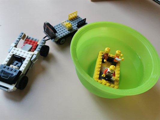 LEGO Club - National Science Week Bodhi