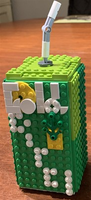 LEGO Club - Golden Circle Juice Box