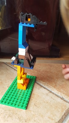 LEGO Club - J is for Jabiru