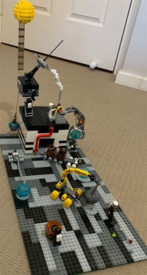 LEGO Club - Lift Off