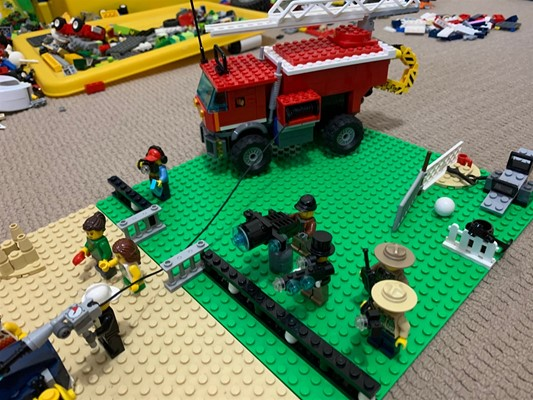 LEGO Club - Hero Theme