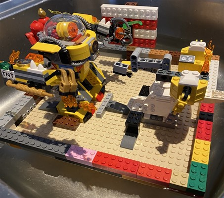 LEGO Club - National Science Week Marlow