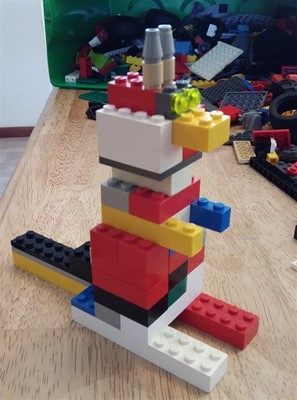 LEGO Club - Hoppy the Kangaroo