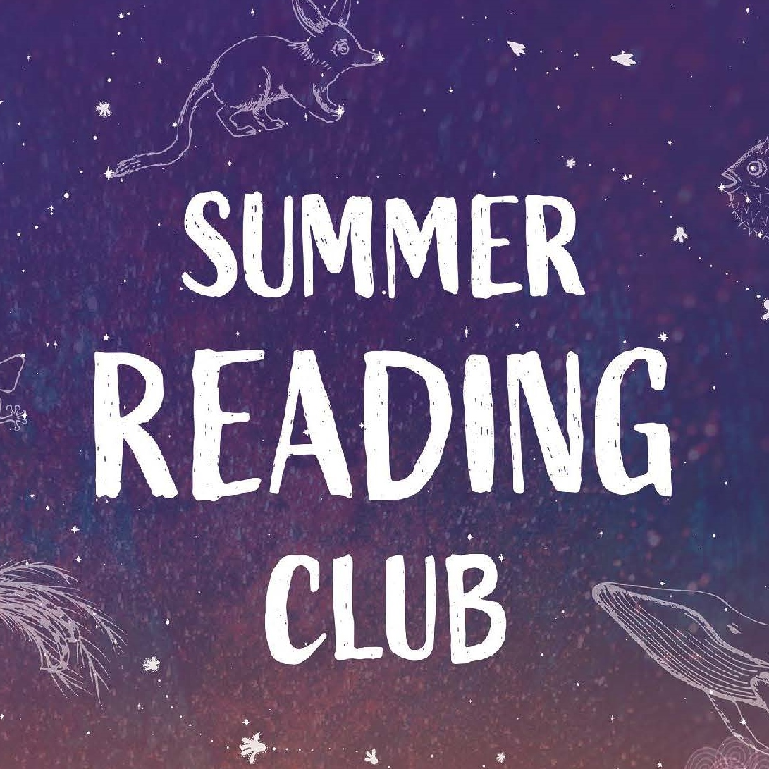 Summer Reading Club - Stories are everywhere, waiting to be discovered