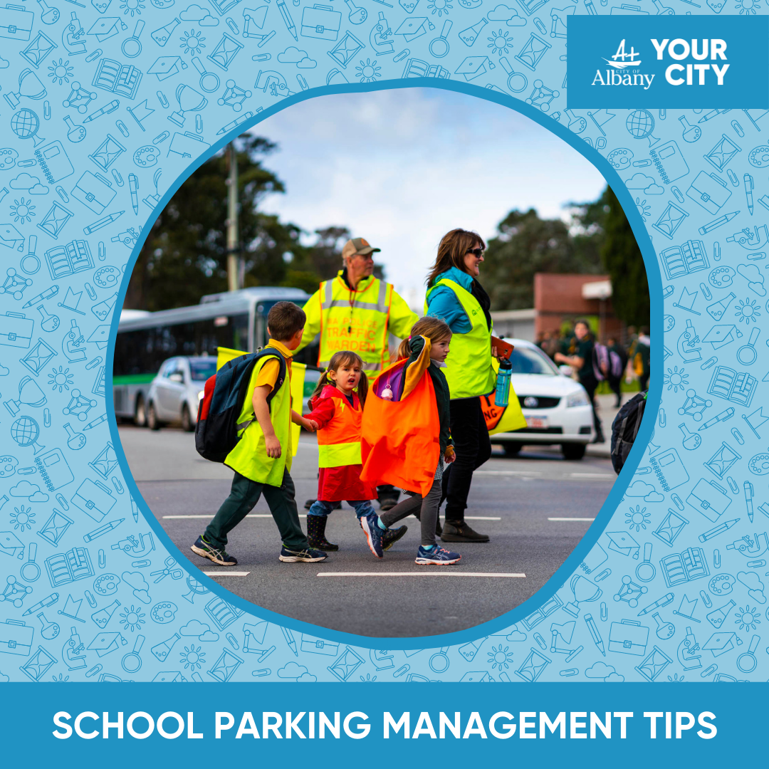 School Management Parking Tips
