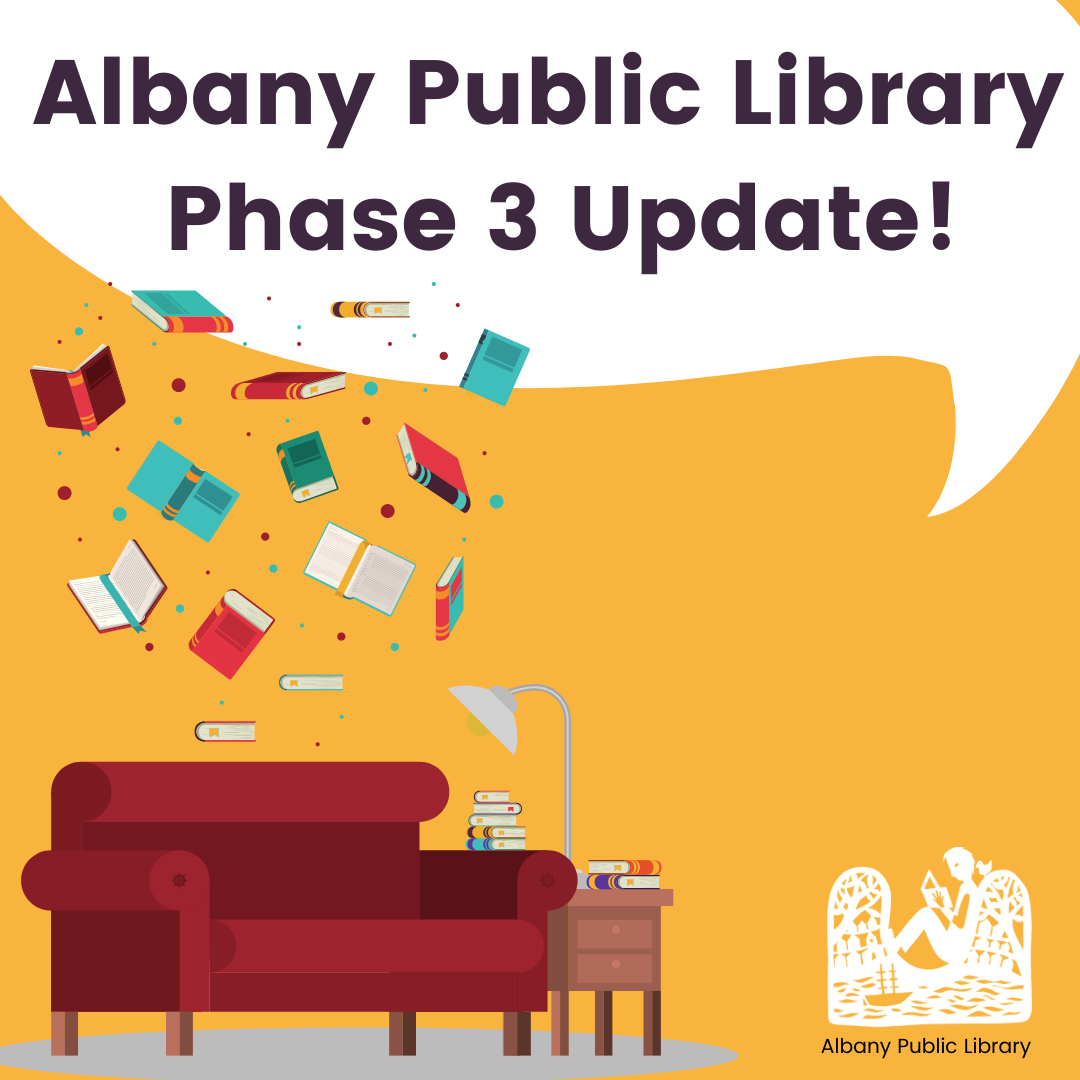Albany Public Library Phase 3 Update