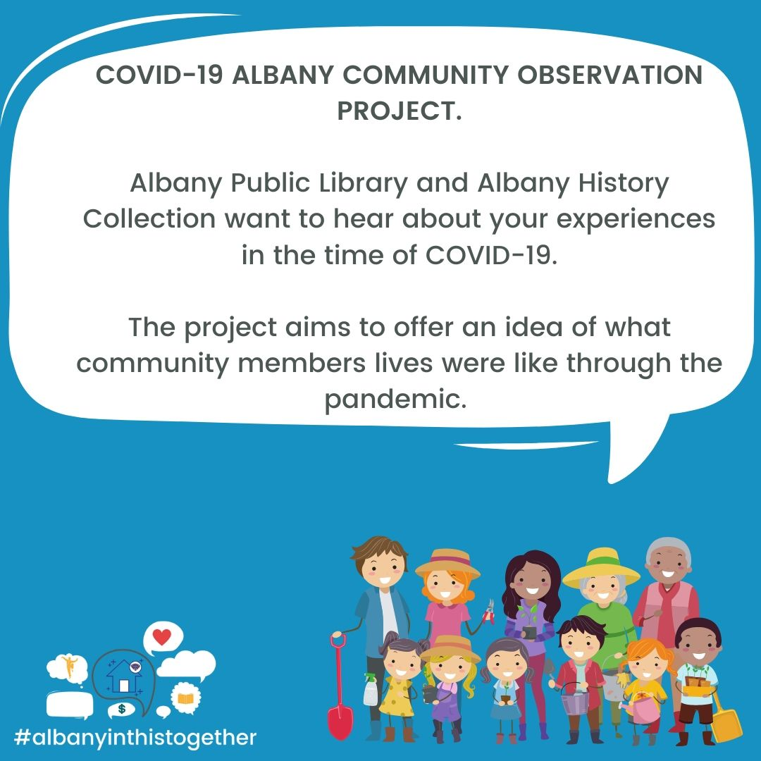 Albany Community Observation Project